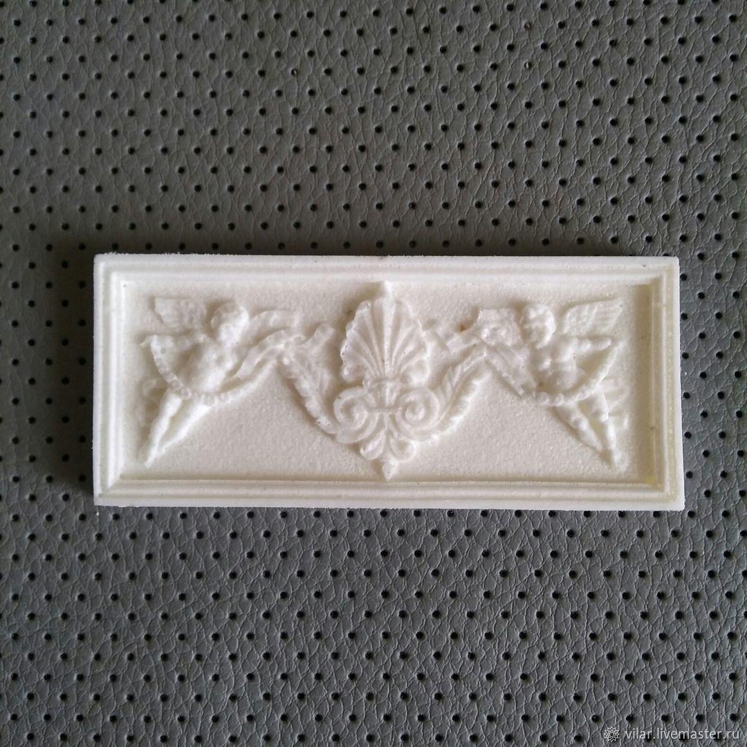 Панель с ангелами, Материалы, Балашиха, Фото №1