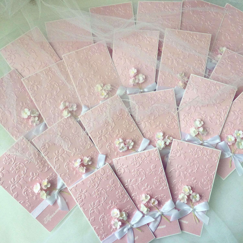 Wedding invitations, Invitation, Anapa,  Фото №1