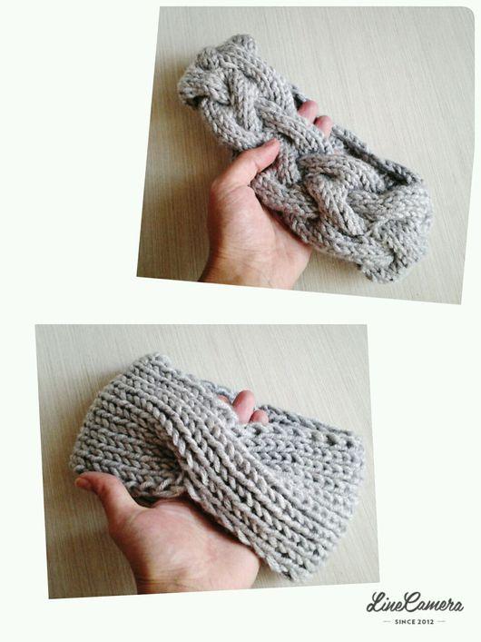 Повязки ручной работы. Ярмарка Мастеров - ручная работа. Купить вязаная повязка. Handmade. Головной убор для женщин, аксессуары