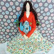 Куклы и игрушки ручной работы. Ярмарка Мастеров - ручная работа Тильда Лейла. Handmade.