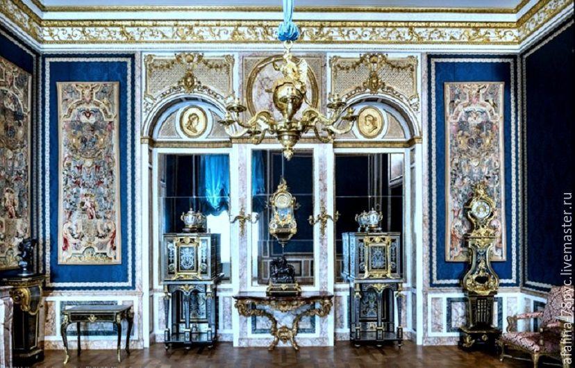 Фото интерьеров лувра