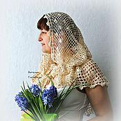 Свадебный салон handmade. Livemaster - original item Wedding Cape Church