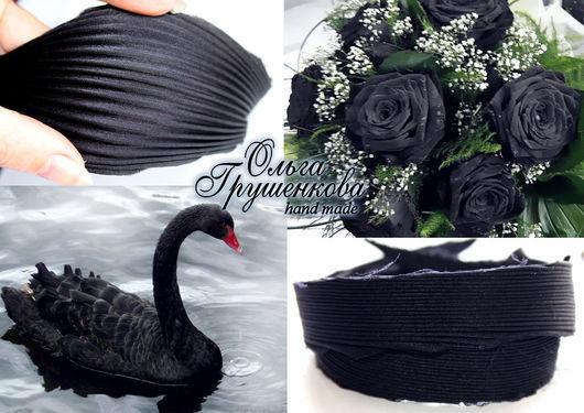 Лента шибори №27`Черный лебедь`