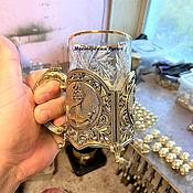 Посуда handmade. Livemaster - original item Sea Cup Holder. Handmade.