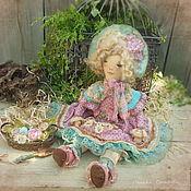 Куклы и игрушки ручной работы. Ярмарка Мастеров - ручная работа Окно в сад.... Handmade.
