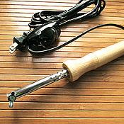 Материалы для творчества handmade. Livemaster - original item Japanese soldering iron 220v/60w with power controller for citadele. Handmade.