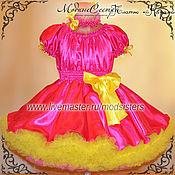 Одежда handmade. Livemaster - original item Dress baby