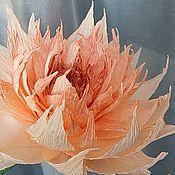 Цветы ручной работы. Ярмарка Мастеров - ручная работа цветок бумажный. Handmade.
