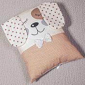 Работы для детей, ручной работы. Ярмарка Мастеров - ручная работа Подушка-обнимашка. Handmade.