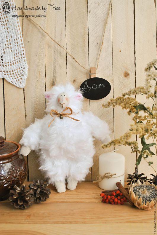 Куклы Тильды ручной работы. Ярмарка Мастеров - ручная работа. Купить Тильда Овечка (Ягненок). Handmade. Тильда овечка, ягненок