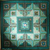 Для дома и интерьера handmade. Livemaster - original item .. Patchwork bedspread patchwork