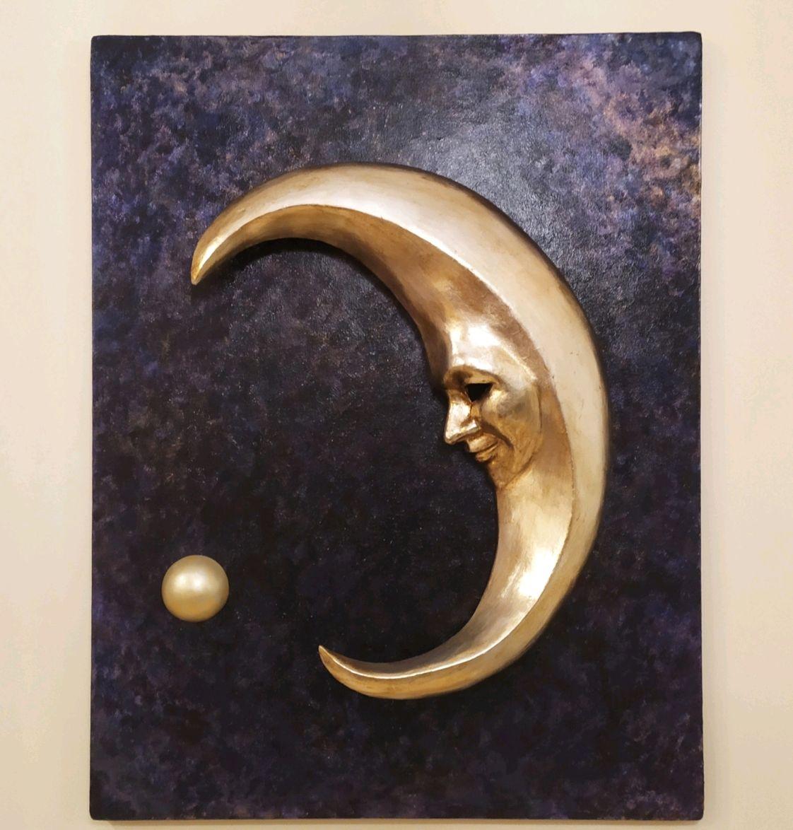 Луна, Маски, Москва,  Фото №1