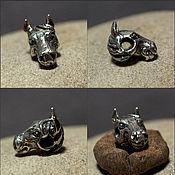 Материалы для творчества manualidades. Livemaster - hecho a mano Horse head charm. Handmade.