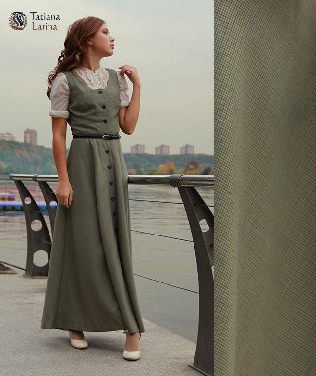 Аксессуары под зеленое платье 117
