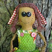 Куклы и игрушки ручной работы. Ярмарка Мастеров - ручная работа Красная шапочка:). Handmade.
