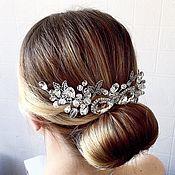 Свадебный салон handmade. Livemaster - original item Wedding Comb