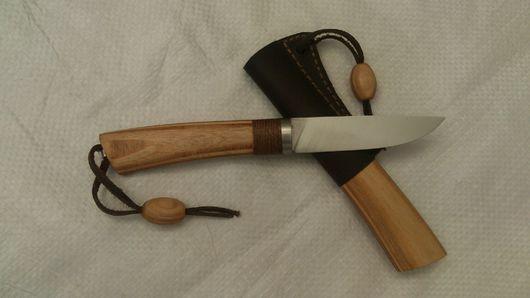 """Оружие ручной работы. Ярмарка Мастеров - ручная работа. Купить Нож """"Грибничок"""". Handmade. Нож, сталь нержавеющая"""