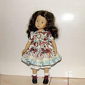 Одежда для кукол ручной работы. Ярмарка Мастеров - ручная работа Наряд для куклы ростом 25-26 см. Handmade.