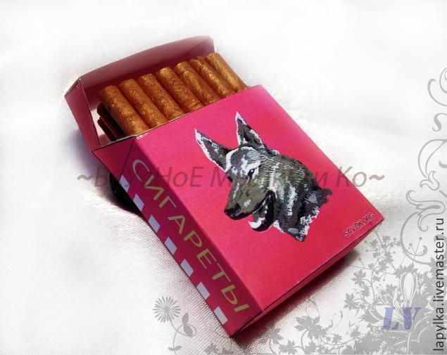 Пачка сигарет заказать eve blue сигареты купить