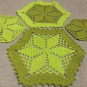 Для дома и интерьера ручной работы. Ярмарка Мастеров - ручная работа Вязание на заказ. Handmade.