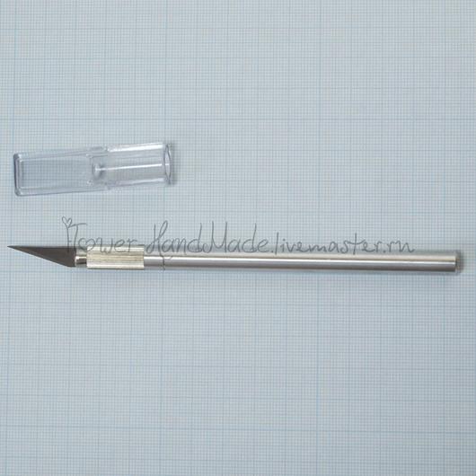Универсальный острый нож-скальпель