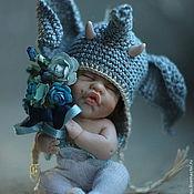 """Куклы и игрушки ручной работы. Ярмарка Мастеров - ручная работа """"Мамонтенок"""". Handmade."""