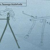 Инструменты для вязания ручной работы. Ярмарка Мастеров - ручная работа Копия работы ЛУЧШИЙ ПО КОНСТРУКЦИИ ! Стол подставка для любой. Handmade.