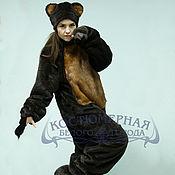 Одежда ручной работы. Ярмарка Мастеров - ручная работа Костюм Медведь обычный. Handmade.