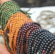 Фен-шуй и эзотерика handmade. Livemaster - original item Buddhist rosary made of sandalwood on 108 grains 6 mm. Handmade.