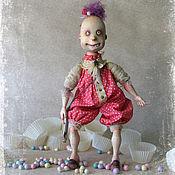 Куклы и игрушки ручной работы. Ярмарка Мастеров - ручная работа Зу или зубная фея в частной коллекции. Handmade.