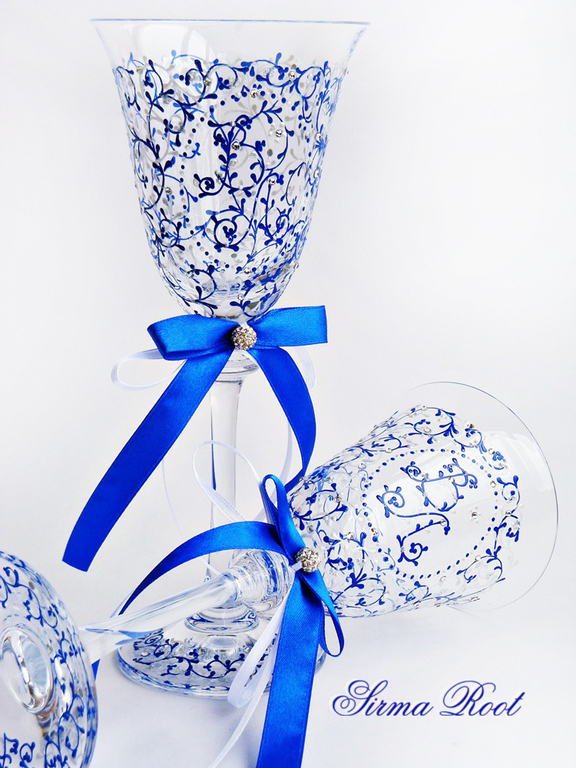 Какие подарки дарят на сапфировую свадьбу 62