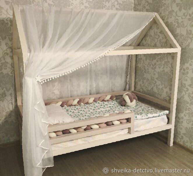 Балдахин на детскую кровать, Балдахин для кроватки, Санкт-Петербург,  Фото №1