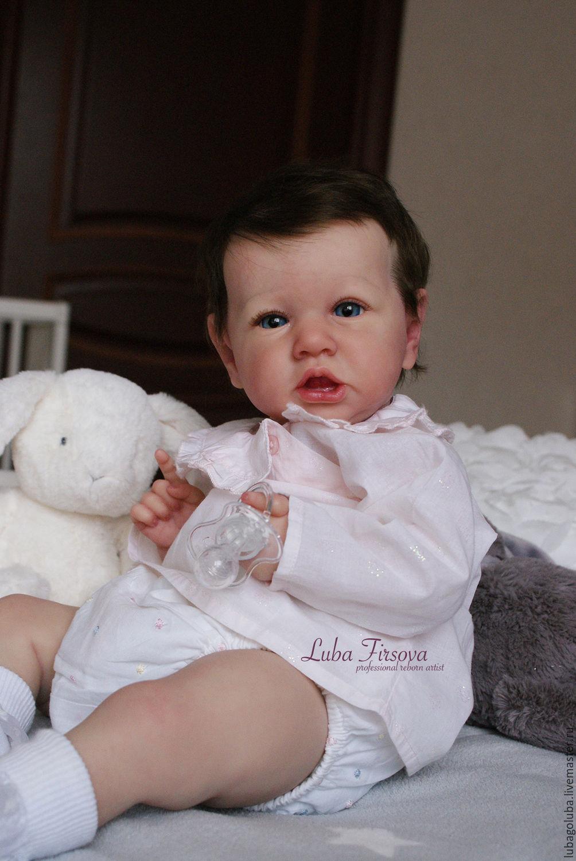 Кукла реборн Эмилия-Александра, Куклы Reborn, Санкт-Петербург, Фото №1