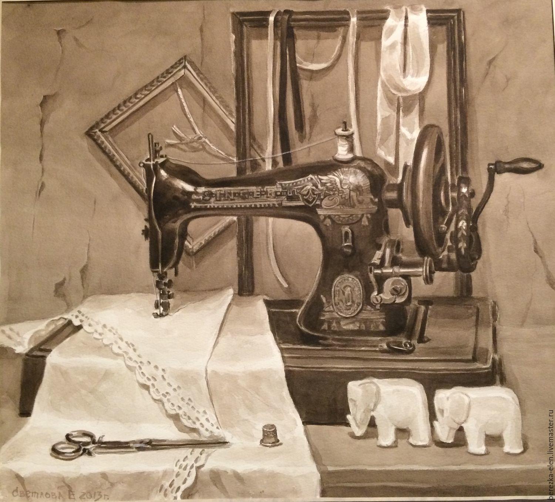 Картинки со швейными машинками, город грозный