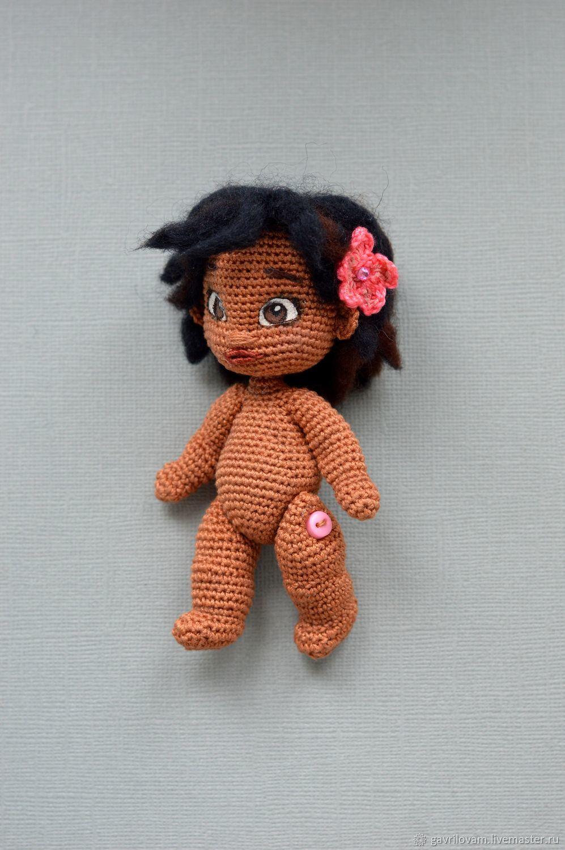 кукла моана крючком мастер класс поросенок и ракушка в комплекте
