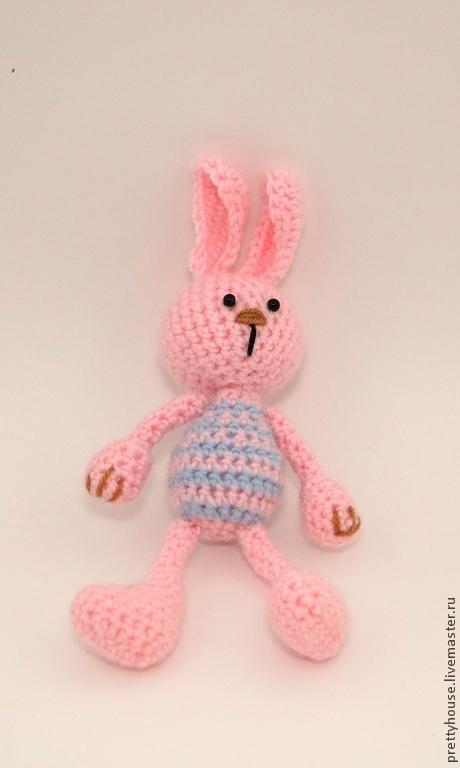 амигуруми, вязаная игрушка, вязаный заяц, игрушка заяц, игрушка зайка, игрушка вязаная, игрушка ручной работы, игрушка вязаная крючком, амигуруми заяц, амигуруми зайчик, заяц,
