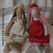 Куклы и игрушки ручной работы. Ярмарка Мастеров - ручная работа Девицы Свенсон. Handmade.