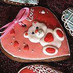Имбирные Пряники (GingerCake) - Ярмарка Мастеров - ручная работа, handmade
