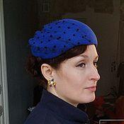 handmade. Livemaster - original item A felt hat for tablet