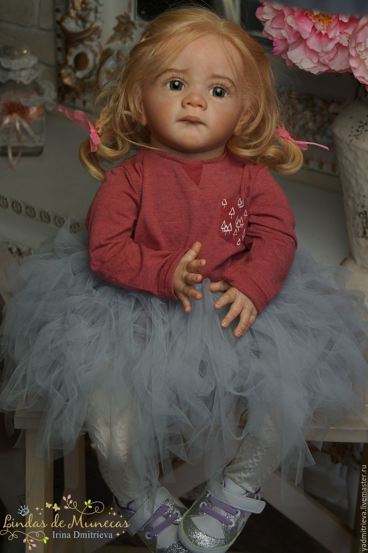 Куклы-младенцы и reborn ручной работы. Ярмарка Мастеров - ручная работа. Купить кукла реборн Фрида. Handmade. Реборн, fridolin