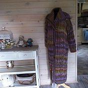 """Одежда ручной работы. Ярмарка Мастеров - ручная работа Пальто """"Осенний кантри"""". Handmade."""