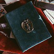 """Фен-шуй и эзотерика ручной работы. Ярмарка Мастеров - ручная работа Блокнот ручной работы """"Дневик таролога"""". Handmade."""