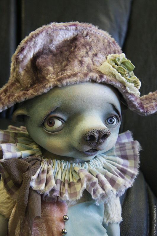 Васса @ Орёл Авторская коллекционная кукла.