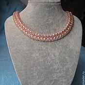 Украшения handmade. Livemaster - original item Necklace pearl. Handmade.