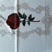 Fabric handmade. Livemaster - original item DRESS FABRIC - BASED D&G. Handmade.