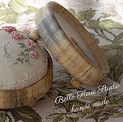 Материалы для творчества handmade. Livemaster - original item Blank for needle cases. Handmade.