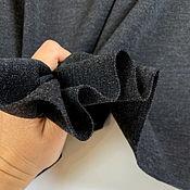 Ткани ручной работы. Ярмарка Мастеров - ручная работа Ткань: Итальянское шерстяное джерси. Handmade.