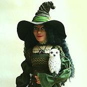 Куклы и игрушки handmade. Livemaster - original item interior doll: Original interior doll