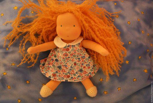 Вальдорфская игрушка ручной работы. Ярмарка Мастеров - ручная работа. Купить Вальдорфская кукла ручной работы, Лиза - сбежавшая принцесса. Handmade.