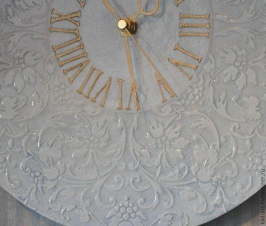 """Часы для дома ручной работы. Ярмарка Мастеров - ручная работа. Купить Часы """"Мария Антуанетта"""". Handmade. Белый, часы, рококо"""
